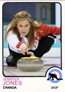 2014 TSR Curling - Jennifer Jones
