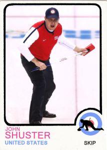 2014 TSR Curling - John Shuster