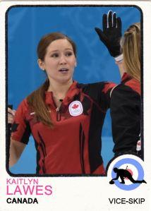 2014 TSR Curling - Kaitlyn Lawes