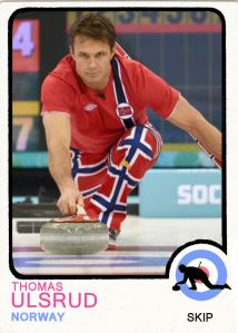 2014 TSR Curling - Thomas Ulsrud