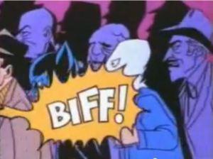 Batman Biff
