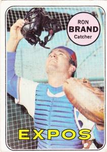 1969 Topps Ron Brand