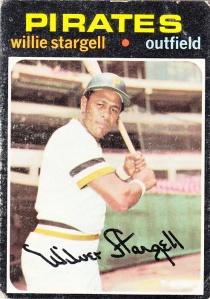 1971 Topps Willie Stargell