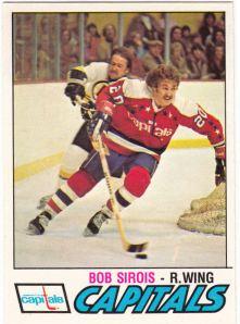 1977-78 OPC Bob Sirois