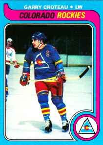 1979-80 Topps Garry Croteau