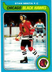 1979-80 Topps Hockey Stan Mikita