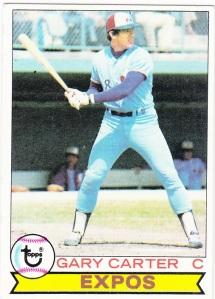 1979 Topps Gary Carter