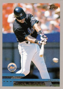 2000 Topps Mike Piazza