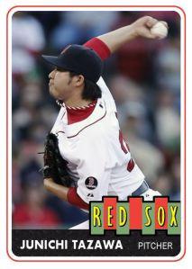 2014 TSR #31A Junichi Tazawa