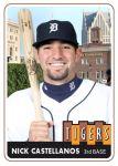 2014 TSR #41 Nick Castellanos