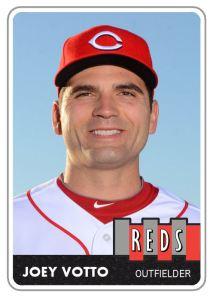 2014 TSR #50 Joey Votto