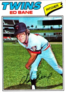 1977 Topps Ed Bane