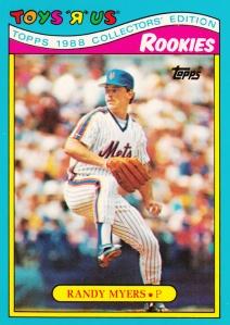 1988 Toys R Us Randy Myers