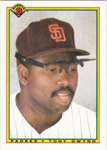 1990 Bowman Tony Gwynn