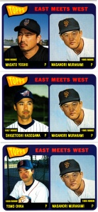 2002 Topps East Meets West_0001