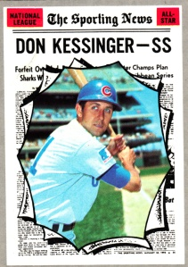 1970 Topps Don Kessinger AS