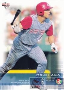 2003 BBM 1st Version Itsuki Asai