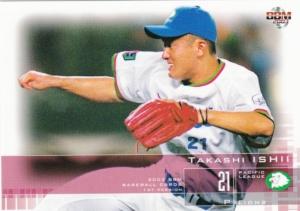 2003 BBM 1st Version Takashi Ishii
