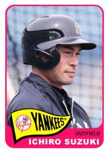 2014 Schmeritage Ichiro Suzuki