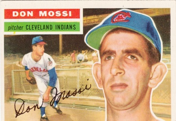 1956 Topps Don Mossi