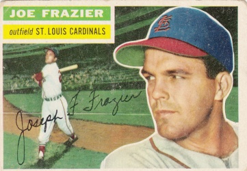 1956 Topps Joe Frazier