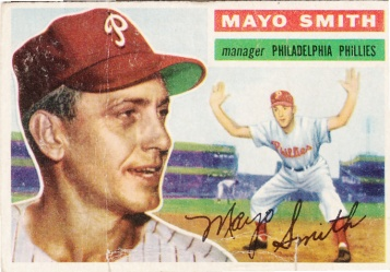 1956 Topps Mayo Smith