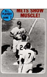 1970 Topps NL Playoff Game 2