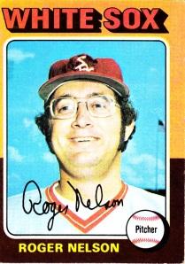 1975 Topps Roger Nelson