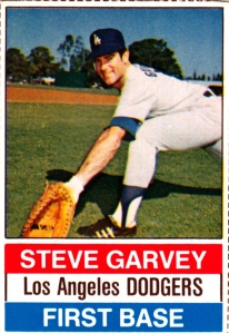 1976 Hostess Steve Garvey