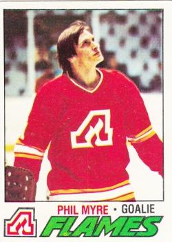 1977-78 Topps Phil Myre