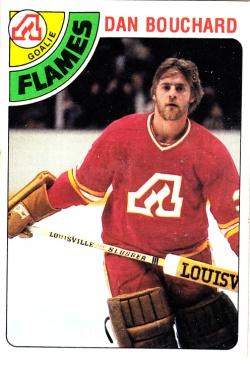 1978-79 Topps Dan Bouchard