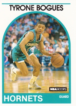 1989-90 NBA Hoops Muggsy Bogues
