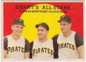 1959 Topps Danny's All Stars