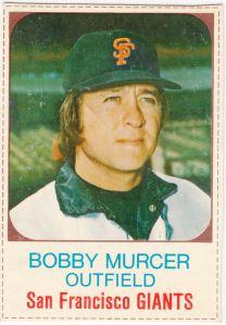 1975 Hostess Bobby Murcer
