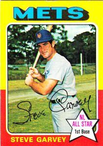 1975 Mets Garvey