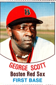 1977 Hostess George Scott