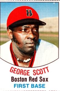 1977 Hostess George Scott