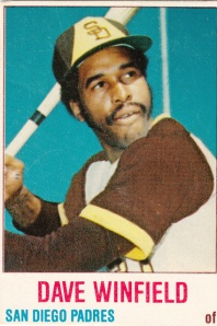 1978 Hostess Dave Winfield