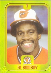 2004 Maryland Lottery Al Bumbry