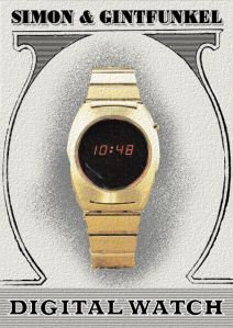 2014 Simon & Gintfunkel Digital Watch