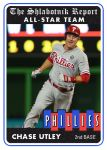 2014 TSR #452 Chase Utley AS