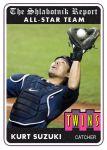2014 TSR #457 Kurt Suzuki AS