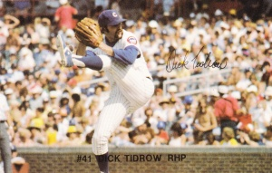 1982 Red Lobster Dick Tidrow