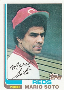 1982 Topps Mario Soto