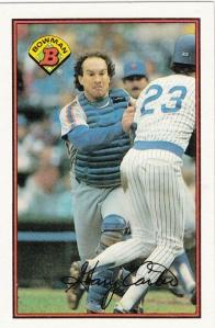 1989 Bowman Gary Carter
