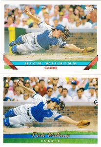1993 Topps - Upper Deck Rick Wilkins