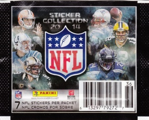 2014 Panini NFL Stickers wrapper_0001