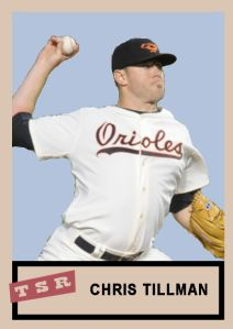 2014 TSR 1954-1 Chris Tillman