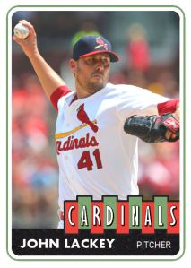 2014 TSR #620 John Lackey