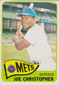 1965 Topps Joe Christopher